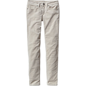 Patagonia W's Fitted Corduroy Pant Bleached Stone